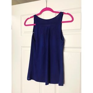 Express Tops - 2 for $20 💖 Express Hudson Blue Tank Extra Small